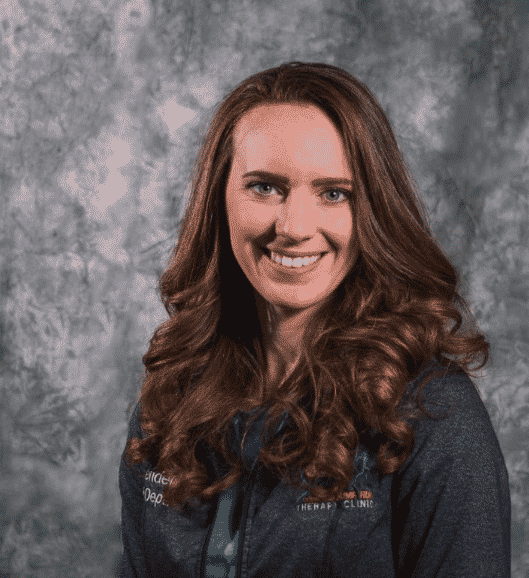 Kendell Myers, PT, DPT, C/NDT | Assistant clinical director , at Crawl Walk Jump Run