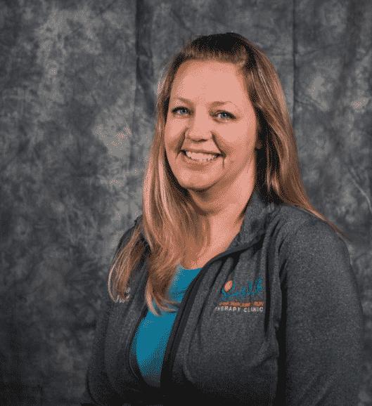 Kathleen Lewandowski, MPT - CWJR Therapist