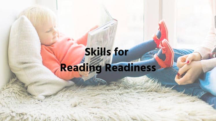Skills for Reading Readiness